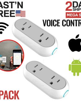Voice-Controlled Smart Sockets