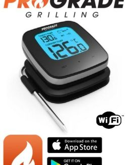 Instant Smart Food Thermometer