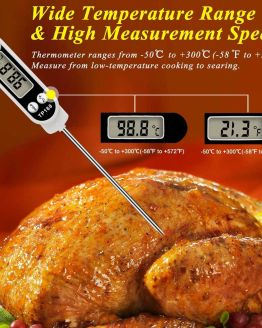 Meat Cooking Smart Thermometer