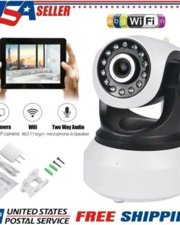 Noble Task Indoor Smart Security Camera
