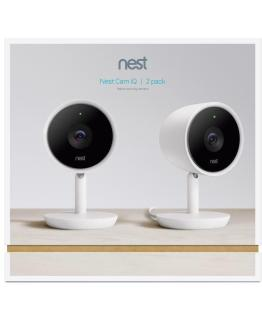 Nest Indoor Smart Security Camera