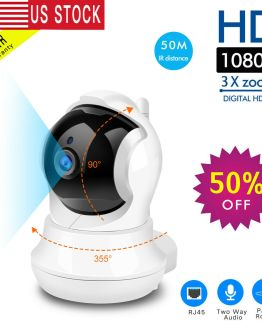 NVR Indoor Smart Security Camera