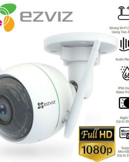 Outdoor/Indoor Smart Security Camera