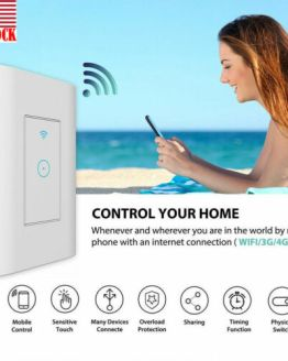 Smart Light Wall Switch