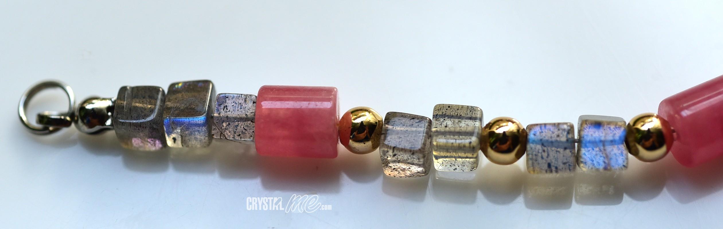 拉長石-手珠類1
