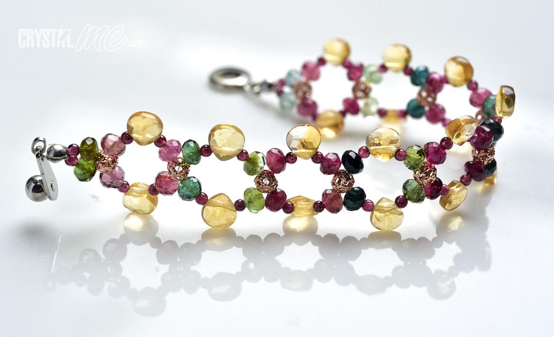 黃水晶-手珠類1