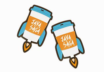 Java Saga Coffee Food Truck