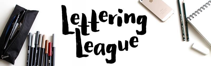 Lettering League