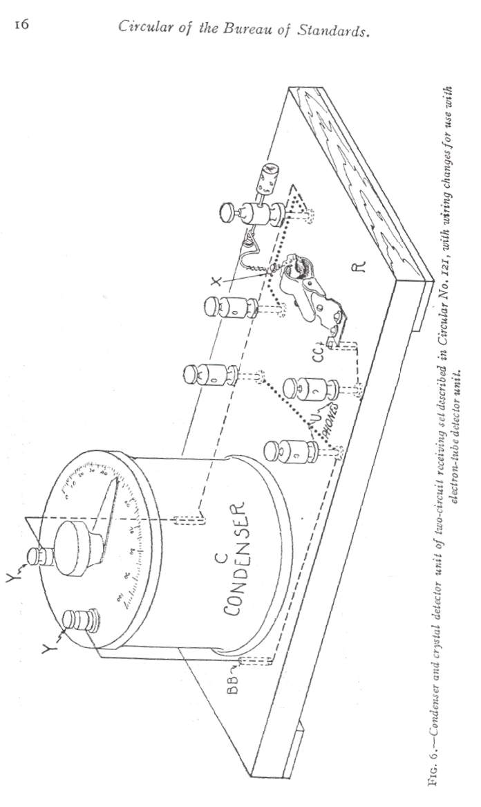 Crystal Radio Plans, Schematics, and Circuits