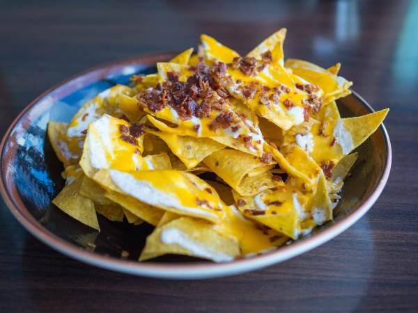 nachos, chips, mexican