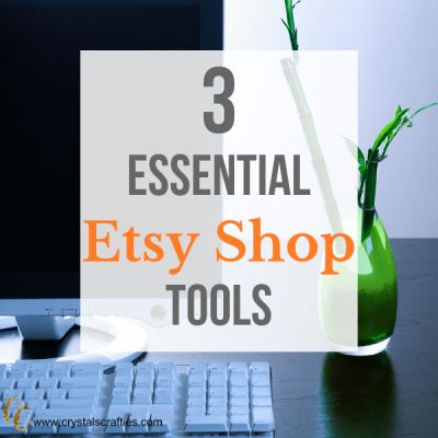 Essential Etsy Shop Tools