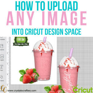 How to upload ANY IMAGE into Design Space