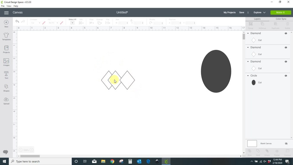 design space tutorial