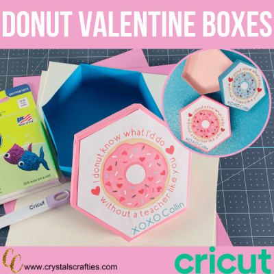 Donut Valentines Boxes