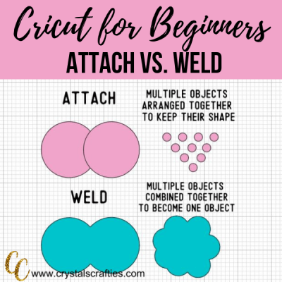 Attach and Weld | Cricut for Beginners