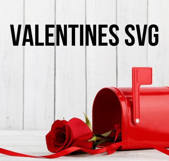 Valentines SVG