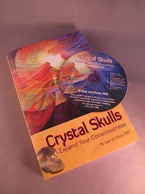 Jaap van Etten CRYSTAL SKULLS Expand Your Consciousness