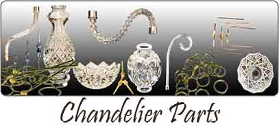 Chandelier Crystal Parts Available In