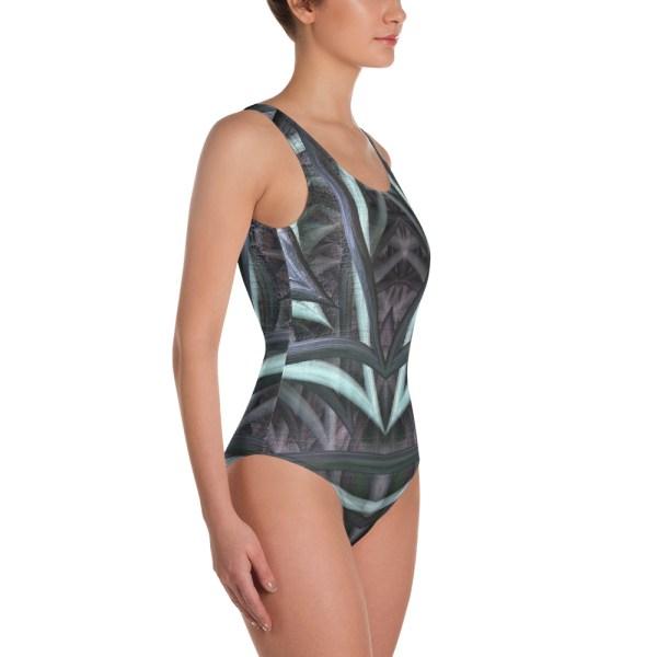 Centered Vortex Swimsuit
