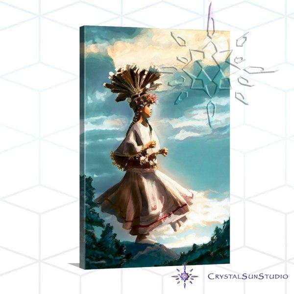 Spirit Dancer by Sunny Chancellor