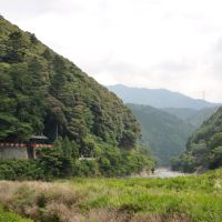 Sagano Romantic Train and Arashiyama