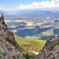North Idaho panorama