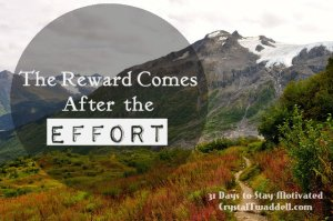 Effort Releases the Reward