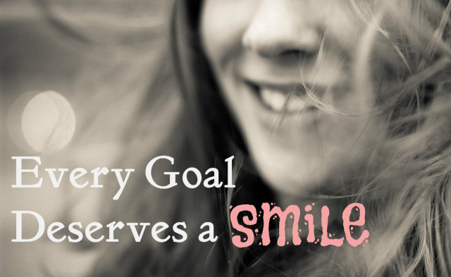 Every Goal Deserves a SMILE
