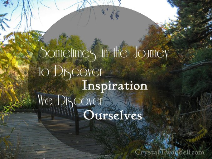 discover ourselves