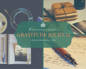 8 Essentials to Keeping a Gratitude Journal