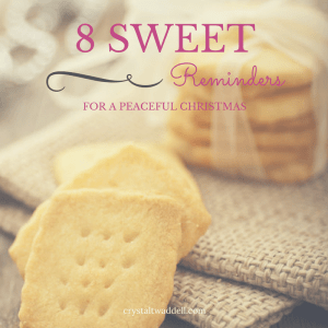 8 Sweet Reminders for a Peaceful Christmas