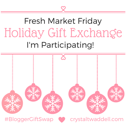 Blogger Holiday Gift Swap Button