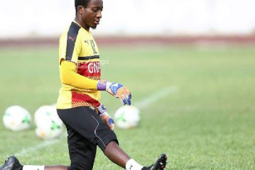 CAF Confed Cup: Annan makes list of best five saves in match-day three