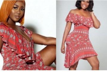 Who wore it best? Sandra Ankobiah vs actress Salma Mumin