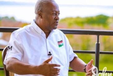 I'll turn Wa Airport into a major air travel destination – Mahama