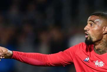 'Let's keep pushing all together' – KP Boateng tells AC Monza teammates