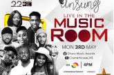 Ghana Music Awards Unsung Show to air on Monday, May 3
