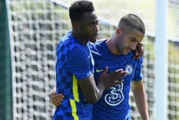 Baba Rahman plays first game under Thomas Tuchel at Chelsea