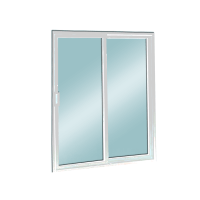 Series 1500 Vinyl Sliding Patio Doors Custom Sizes and Colors