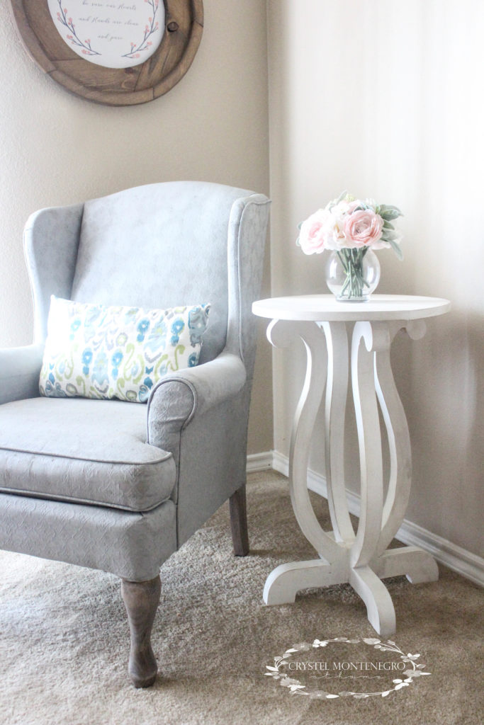 How to build a curvy nightstand / DIY curvy end table