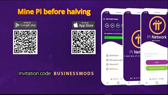 Pi Network, How to Install & Sign Up Pi Network Step by Step Guide