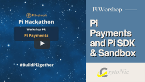 """Read more about the article Pi Payments and Pi SDK & Sandbox 