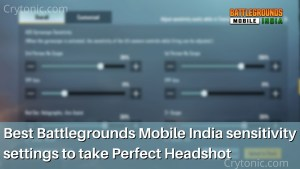 """Read more about the article Best BGMI sensitivity settings 