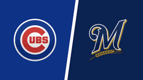 Cubs vs brewers