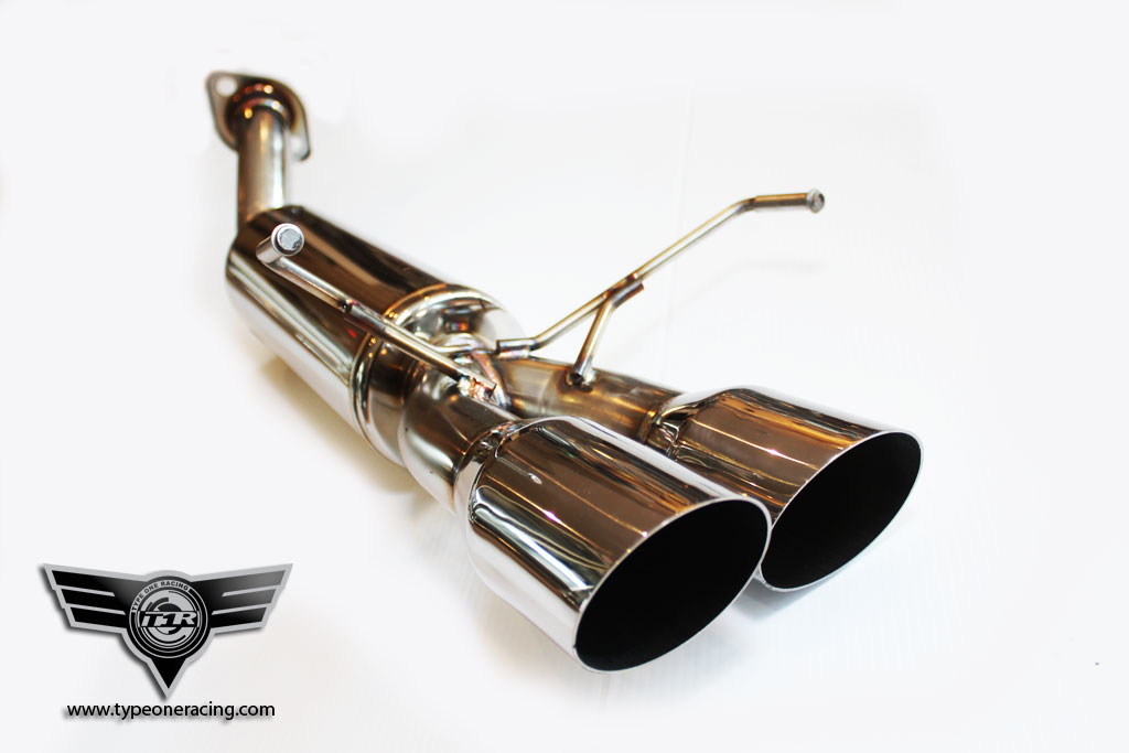 cr-z t1r exhaust