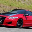 WORK website shows off their Emotion 11R matte black wheels on the Honda CR-Z. The entire display on the WORK CR-Z is a dramatic show of design with their red […]