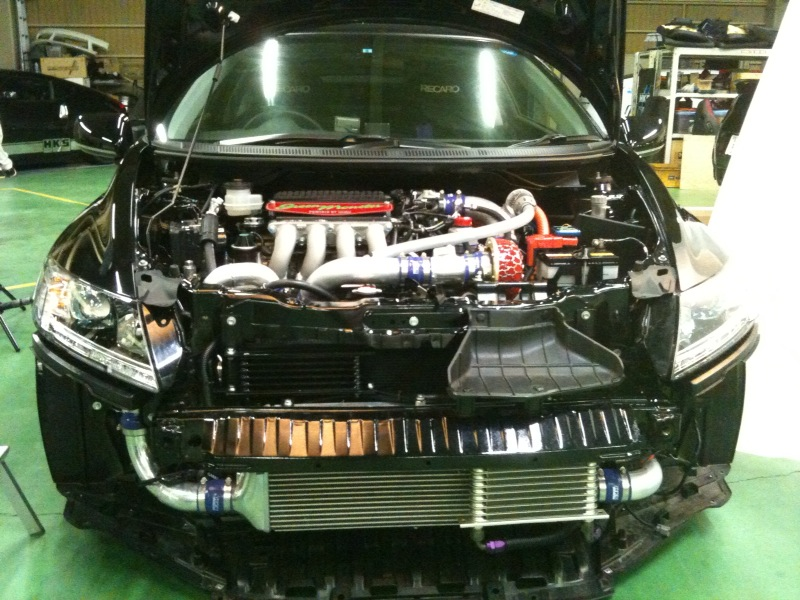 hks cr-z supercharger