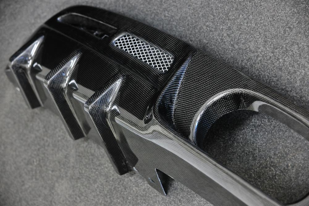 noblesse diffuser carbon fiber