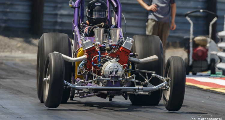 Funny Car Nationals at Island Dragway