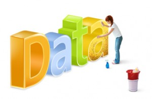 Image result for data cleanup icon